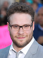 """WESTWOOD, LOS ANGELES, CA, USA - APRIL 28: Seth Rogen at the Los Angeles Premiere Of Universal Pictures' """"Neighbors"""" held at the Regency Village Theatre on April 28, 2014 in Westwood, Los Angeles, California, United States. (Photo by Xavier Collin/Celebrity Monitor)"""