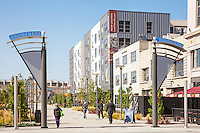 Downtown Long Beach Promenade Living and Lifestyle