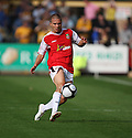 Adrian Cieslewicz of Wrexham during the Blue Square Premier match between Cambridge United and Wrexham at the Abbey Stadium, Cambridge on 19th September, 2009..© Kevin Coleman 2009 .