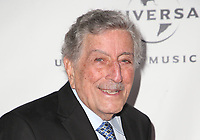 LOS ANGELES, CA - FEBRUARY 10: Tony Bennett, at theUniversal Music Group Grammy After party celebrating th 61st Annual Grammy Awards at The Row in Los Angeles, California on February 10, 2019. Credit: Faye Sadou/MediaPunch