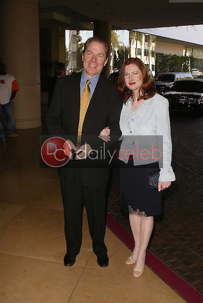 Michael McKean and Annette O'Toole