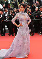 Mallika Sherawat at the gala screening for &quot;Sorry Angel&quot; at the 71st Festival de Cannes, Cannes, France 10 May 2018<br /> Picture: Paul Smith/Featureflash/SilverHub 0208 004 5359 sales@silverhubmedia.com