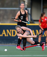 Kate Ivory. Blacksticks Women's training game v Chile ahead of the 2019 FIH International Pro League Tournament, Grammar Hockey Turf, Auckland, New Zealand. Monday 17  December 2018. Photo: Simon Watts/Hockey NZ