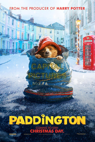 POSTER ART<br /> in Paddington (2014) <br /> *Filmstill - Editorial Use Only*<br /> CAP/NFS<br /> Image supplied by Capital Pictures