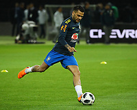Casemiro (Brasilien Brasilia) - 27.03.2018: Deutschland vs. Brasilien, Olympiastadion Berlin