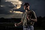 Caleb Johnson Baseball portraits, Monday Aug. 15, 2016  in Lexington, Ky. Photo by Mark Mahan