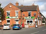 Londis village store shop, Upavon, Wiltshire, England, UK