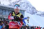 14/12/2019, Hochfilzen, Austria. Biathlon World Cup IBU 2019 Hochfilzen.<br /> Men 12.5 km pursuit race, Johannes Thingens Boe (NOR) at the shooting range