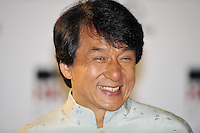 """HONG KONG - MARCH 22:  Hong Kong actor Jackie Chan attends the Opening Ceremony of the 33rd Hong Kong International Film Festival and the Gala Premiere of the opening film """"Shinjuku Incident """" at the Hong Kong Convention and Exhibition Centre on March 22, 2009 in Hong Kong.  Photo by Victor Fraile / studioEAST"""