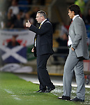 Thumbs up from Craig Levein