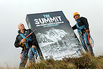 REPRO FREE: 16-11-2013:  Co-writers, Ireland's greatest mountaineer Pat Falvey and one of the world's greatest 'sherpas' Pemba Gyalje (who has reached the summit of Mount Everest 7 times) pictured in The Gap of Dunloe Killarney ahead of the launch of 'The Summit', a book and film based on the tragic deaths of 11 climbers on K2 mountain (on the border of Pakistand and China) and included Limerickman Ger McDonnell in 2008.<br /> Picture by Don MacMonagle