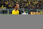 09.03.2019, Signal Iduna Park, Dortmund, GER, 1.FBL, Borussia Dortmund vs VfB Stuttgart, DFL REGULATIONS PROHIBIT ANY USE OF PHOTOGRAPHS AS IMAGE SEQUENCES AND/OR QUASI-VIDEO<br /> <br /> im Bild   picture shows:<br /> Einzelaktion Mario Goetze (Borussia Dortmund #10), <br /> <br /> Foto &copy; nordphoto / Rauch