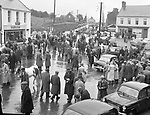 Cahermee Fair in the 1950's..Picture by Daniel MacMonagle