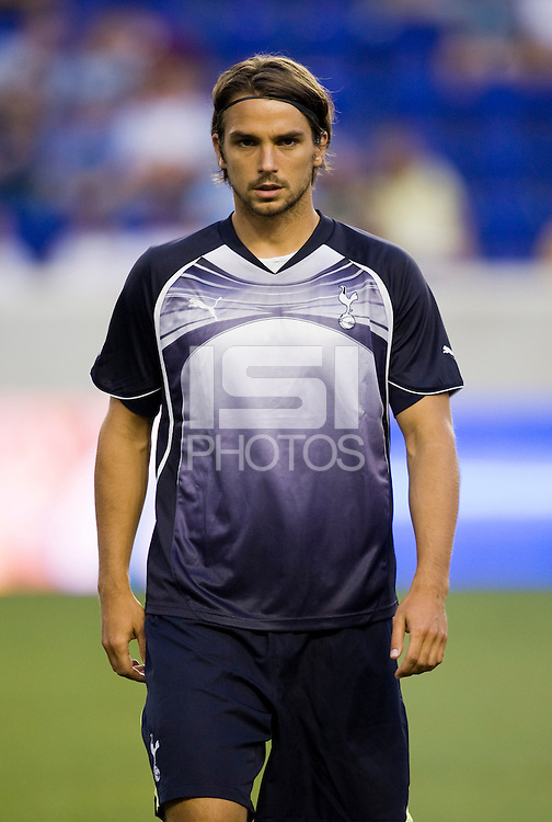 Niko Kranjcar. Tottenham defeated the New York Red Bulls, 2-1.