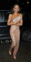 LONDON, ENGLAND - NOVEMBER 27: Emma Thynn, Viscountess Weymouth at the Royal Osteoporosis Gala Dinner, Banqueting House, Whitehall on Wednesday 27 November 2019 in London, England, UK. <br /> CAP/CAN<br /> ©CAN/Capital Pictures