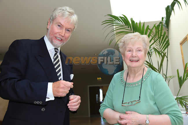 Peter McDonnell,  of Peter McDonnell & Associates with Roisin Carton before the information seminar being held in the d Hotel in Drogheda, (See Details Below)<br /> <br /> Picture:  Fran Caffrey / www.newsfile.ie<br /> <br /> Drogheda Information Seminar for Patients Seeking Redress against Global Medical Device Manufacturer <br /> <br /> Leading Lawyer to hold advisory meeting for patients wishing to take legal action against De Puy<br /> <br /> Dublin. 05 May, 2013: A free information meeting for Irish patients affected by the De Puy Hip Recall of 2010 will take place on Wednesday, 5th June in The D Hotel, Drogheda.   <br /> 	<br /> The seminar, which will be hosted by one of Ireland's leading Personal Injuries Law Firms, Peter McDonnell & Associates, will provide attendees with an array of valuable information about commencement of the litigation process and, crucially, alert affected patients - several hundred of whom are in the greater Drogheda area - to the fact that they still have time to take action against the Medical Devices giant. <br /> <br /> Peter McDonnell, of Peter McDonnell & Associates, says that whilst many of the 3,500 public and private patients throughout Ireland who received the defective De Puy ASR Hip Resurfacing System - typically used in younger, more active patients - and the ASR XL Acetabular System, have already set the litigation process in motion, the vast majority of those who have been adversely affected by this debacle are under the incorrect impression that the deadline, known as the Statute of Limitations, has already passed. <br /> <br /> ?Many patients whom I have spoken with throughout Ireland are under the impression that it is too late for them to submit a claim against De Puy. This, however, is not the case?, explains McDonnell. <br /> <br /> He continues: ?Not only has the health and well-being of thousands of patients already been adversely affected by this appalling corporate and medical catastrophe, but their lives are being subjected to further trauma as a result of the myriad of misinformation that has been ema