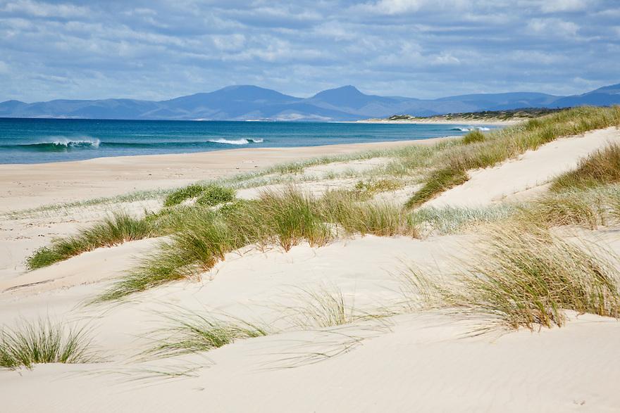 Peron Dunes Tasmania