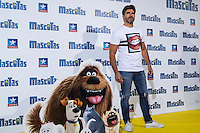 Spanish agent Tono Sanchis during the premiere of  Mascotas at Kinepolis cinema in Madrid. July 21, 2016. (ALTERPHOTOS/Rodrigo Jimenez) /NORTEPHOTO.COM