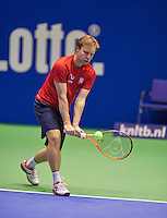 December 18, 2014, Rotterdam, Topsport Centrum, Lotto NK Tennis, KNLTB Director Erik Poel<br /> Photo: Tennisimages/Henk Koster