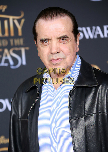 02 March 2017 - Hollywood, California - Chazz Palminteri. Disney's &quot;Beauty and the Beast' World Premiere held at El Capitan Theatre.   <br /> CAP/ADM/FS<br /> &copy;FS/ADM/Capital Pictures