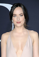 www.acepixs.com<br /> <br /> February 2 2017, LA<br /> <br /> Actress Dakota Johnson arriving at the premiere of 'Fifty Shades Darker' at The Theatre at The Ace Hotel on February 2, 2017 in Los Angeles, California.<br /> <br /> By Line: Peter West/ACE Pictures<br /> <br /> <br /> ACE Pictures Inc<br /> Tel: 6467670430<br /> Email: info@acepixs.com<br /> www.acepixs.com