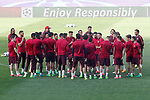 Atletico de Madrid's team during training session. May 9,2017.(ALTERPHOTOS/Acero)