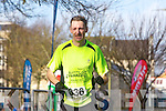 Greg McNamara at the Valentines 10 mile road race in Tralee on Saturday.