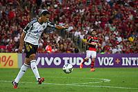 ###, durante a partida entre Flamengo (RJ) e Port (PE), válida pela décima-quarta rodada da Série A do Campeonato Brasileiro 2014 , no Estádio do Maracanã. Foto: Gustavo Serebrenick.