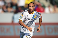 Carson, California - Sunday, May 25, 2014: The LA Galaxy defeated the Philadelphia Union 4-1 in a Major League Soccer (MLS) match at StubHub Center stadium.
