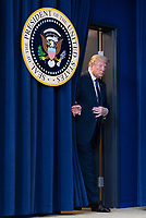 United States President Donald J. Trump arrives to sign S. 204, the &ldquo;Right to Try Act&rdquo; at the White House in Washington, DC, May 30, 2018.<br /> CAP/MPI/RS<br /> &copy;RS/MPI/Capital Pictures