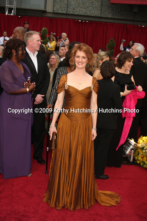 Melissa Leo arriving at the 81st Academy Awards at the Kodak Theater in Los Angeles, CA  on.February 22, 2009.©2009 Kathy Hutchins / Hutchins Photo...                .