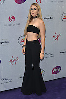 Tallia Storm at WTA pre-Wimbledon Party at The Roof Gardens, Kensington on june 23rd 2016 in London, England.<br /> CAP/PL<br /> &copy;Phil Loftus/Capital Pictures /MediaPunch ***NORTH AND SOUTH AMERICAS ONLY***
