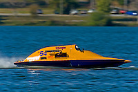"""Chuck Miller, Jr., A-54 """"Whoopee"""" (2.5 Mod class hydroplane)"""