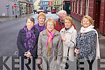 Members of the Listowel branch of St Vincent de Paul, pictured here last Wednesday morning in the town, l-r: Kay Landy, Betty Browne, Hannah Mulvihill, Michael Dillane, Mary Stack and Marie McAuliffe(President).