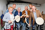 Gather By The Feale to hold The Battle of the Feale 2015, a contest with a difference between business and community groups, pictured at the launch was Margaret Collins(Abbeyfeale Credit Union), Redmond Quigly(Gerard Daniel Worldwide), Barry O'Leary(Bank of Ireland), Stephen Stack(AIB), Catriona Healy(Abbeyfeale Credit Union) and Paul Morris(Kostal).