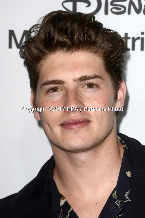 LOS ANGELES - MAY 21:  Gregg Sulkin at the 2017 ABC/Disney Media Distribution International Upfront at the Walt Disney Studios on May 21, 2017 in Burbank, CA