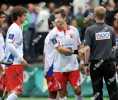 2012-09-22 / Hockey / seizoen 2012-2013 / Antwerp / Matthew Botha..Foto: Mpics.be