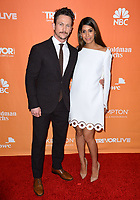 Jonathan Tucker &amp; Tara Ahamed Tucker at the 2017 TrevorLIVE LA Gala at the beverly Hilton Hotel, Beverly Hills, USA 03 Dec. 2017<br /> Picture: Paul Smith/Featureflash/SilverHub 0208 004 5359 sales@silverhubmedia.com