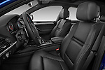 Front seat view of a 2013 Bmw X6 M 5 Door Suv 4WD