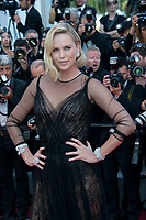 Charlize Theron at the 70th Anniversary Gala for the Festival de Cannes, Cannes, France. 23 May 2017<br /> Picture: Paul Smith/Featureflash/SilverHub 0208 004 5359 sales@silverhubmedia.com