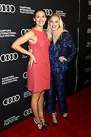 Jennifer Garner und Maika Monroe beim Screening von 'The Tribes of Palos Verdes' auf dem 25. Hamptons International Film Festival. East Hampton, 06.10.2017