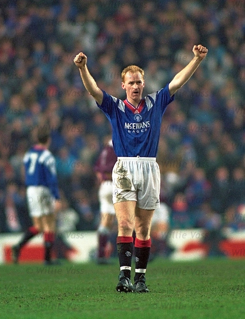 John Brown, Rangers
