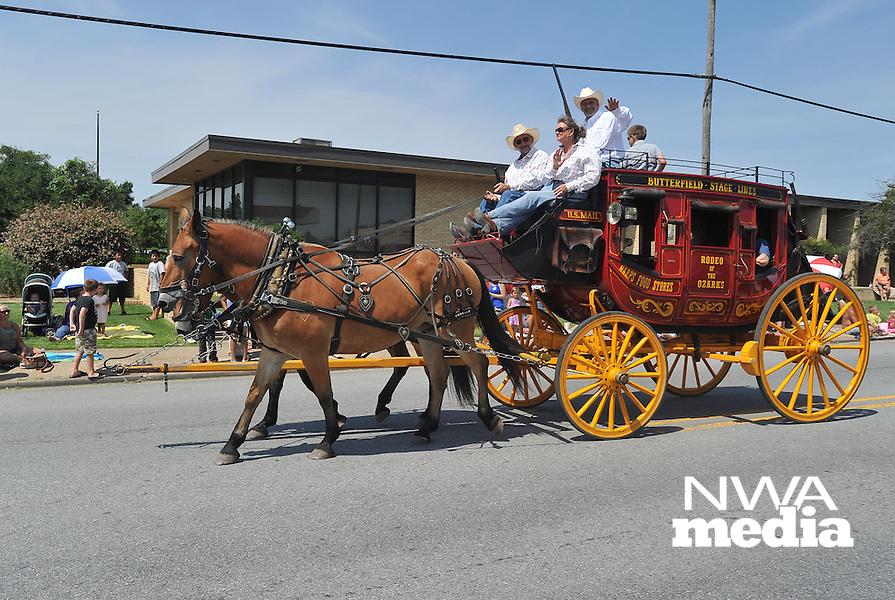 An Rodeo Stagecoach Nwa Democrat Gazette