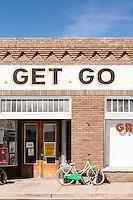 The Get Go. Marfa, Texas