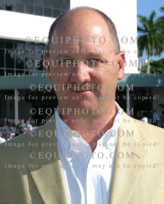 Trainer Ken McPeek.Photo By EQUI-PHOTO.Photo By EQUI-PHOTO