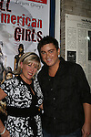 - Opening Night - Brandon Buddy and his mom Jan attend Layon Gray's All American Girls on August 25, 2010 at The Actors Temple, New York City, New York. (Photos by Sue Coflin)