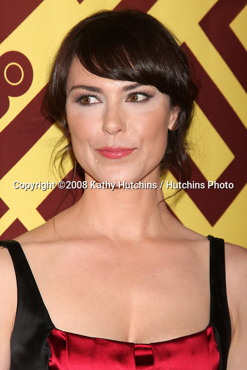 Michelle Forbes arriving  at the HBO Post Golden Globe Party at Circa 55, at the Beverly Hilton Hotel in Beverly Hills, CA on .January 11, 2009.©2008 Kathy Hutchins / Hutchins Photo..                .
