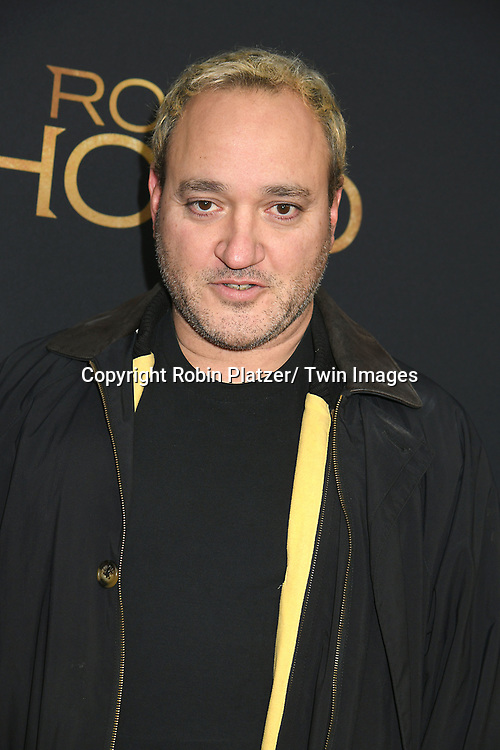 "Gregg Bello attends the New York Special Screening of ""Robin Hood"" on November 11, 2018 at AMC Lincoln Square in New York, New York, USA.<br /> <br /> photo by Robin Platzer/Twin Images<br />  <br /> phone number 212-935-0770"
