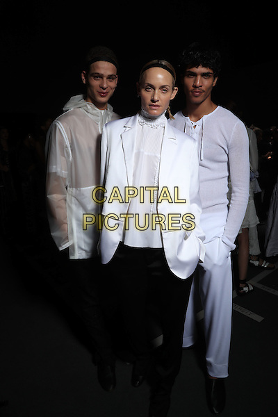 H&amp;M (H &amp; M Hennes &amp; Mauritz AB)<br /> at Paris Fashion Week FW 17 18<br /> in Paris, France on February 28, 2017.<br /> CAP/GOL<br /> &copy;GOL/Capital Pictures