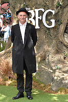 Mark Rylance attends the 'The BFG' UK Premiere at the Odeon Leicester Square in London, England. 17th July 2016.<br /> CAP/JWP<br /> &copy;JWP/Capital Pictures /MediaPunch ***NORTH AND SOUTH AMERICAS ONLY***